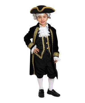 Alexander Hamilton Founding Father Boys Costume