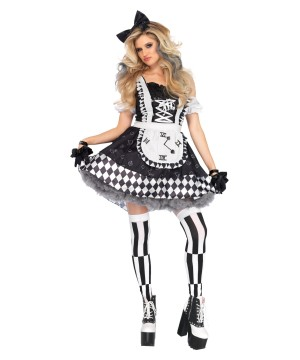 Punk Alice in Wonderland Women Costume