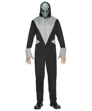 Ufo Alien Men Costume