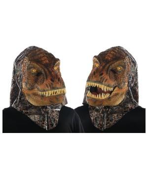 Animated Animal T-rex Mask
