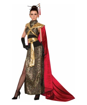 Dragon Empress Women Costume