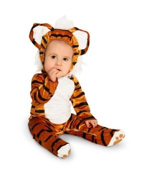 Baby Boys Tiger Cub Costume