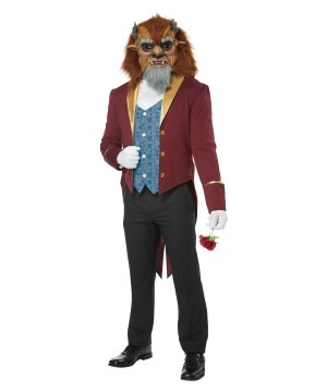 Storybook Beast Men Costume