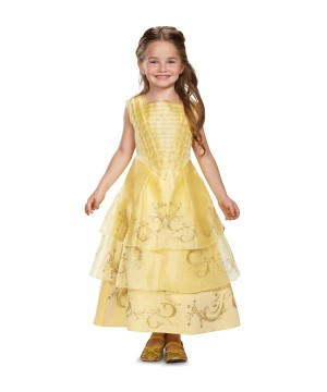Belle Ball Girls Costume