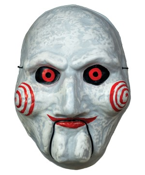Billy Puppet Vacuform Mask