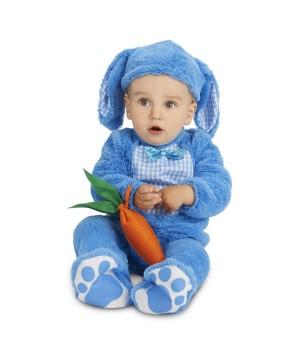 Blue Bunny Baby Boys Costume