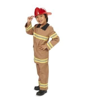 Boys Firefighter Costume