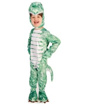 Boys Little Dino Costume
