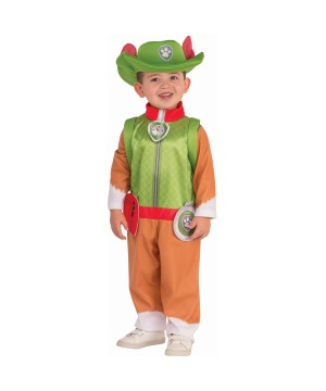 Paw Patrol Tracker Boys Costume