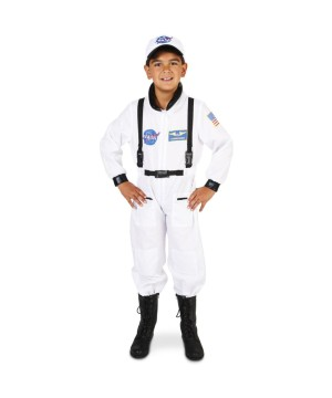 Boys Space Explorer Costume
