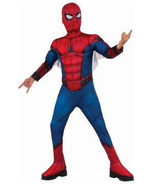 Spiderman Homecoming Boys Costume deluxe