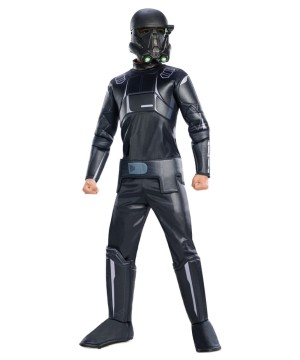 Boys Star Wars Death Trooper Costume