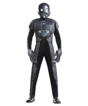 Boys Star Wars K2so Costume