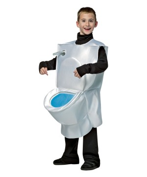 Boys Toilet Costume