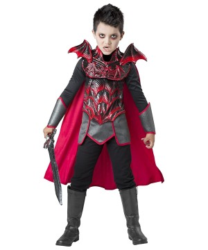 Boys Vampire Warrior Costume