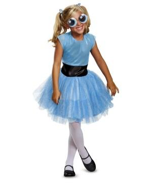 Bubbles Powerpuff Girls Costume