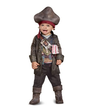 Jack Sparrow Toddler Boys Costume