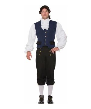 Alexander Hamilton Men Costume