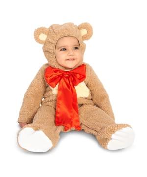 Cuddly Teddy Bear Infant Boys Costume
