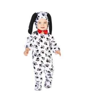 Dalmatian Puppy Baby Boys Costume