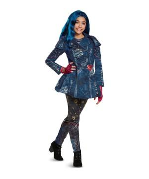 Descendants 2 Evie Girls Costume deluxe
