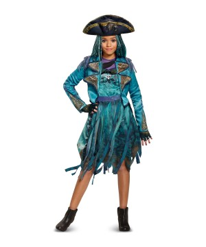 Descendants 2 Uma Girls Costume deluxe