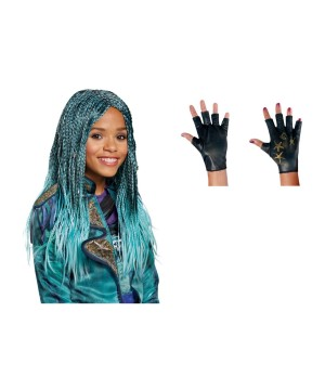 Descendants Uma Girls Costume Accessory Set