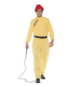 Devo-whip It Mens Costume