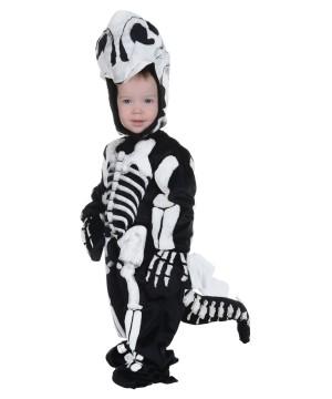 Dinosaur Fossil Boys Toddler Costume