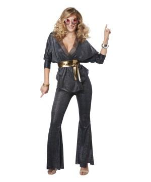 1970s Disco Women Costume