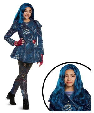Disneys Descendants 2 Evie Girls Costume