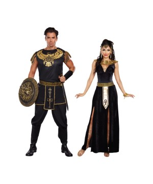 Egyptian Power Couples Costumes