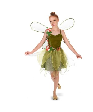 Forest Fairy Teen Girl Costume