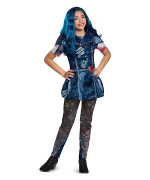 Descendants 2 Evie Girls Classic Costume