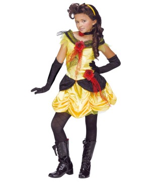 Gothic Princess Belle Costume