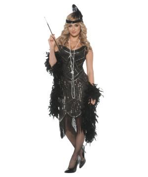 Great Gatsby Womens Costume