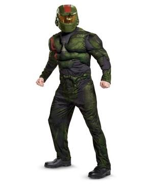 Halo Wars 2 Jerome Mens Costume
