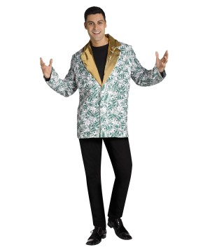 Hundred Dollar Bill Jacket Costume