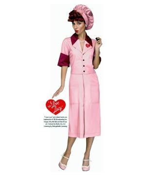I Love Lucy Female Costume