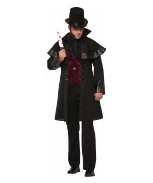 Jack the Ripper Men Costume