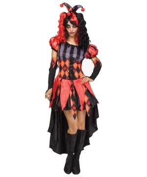 Jester Women Costume