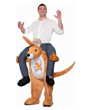 Kangaroo Piggyback Ride Costume