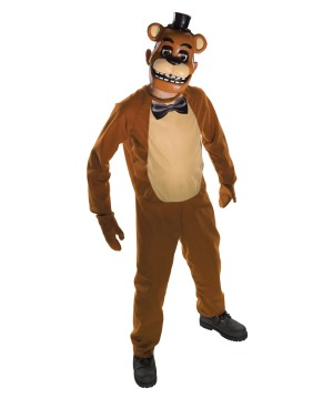 Kids Freddy Fazbear Costume