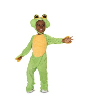 Lily Pad Frog Baby Boys Costume