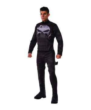 Marvel Punisher Men Costume