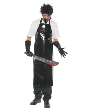 Turkey Piggyback Mens Costume