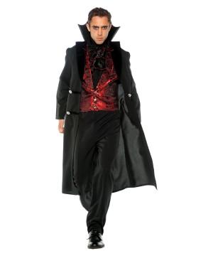 Mens Gothic Vampire Costume