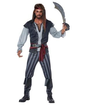 Mischievous Pirate Mens Costume