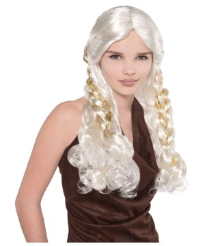 Mother of Dragons Women Wig