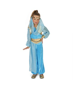 Mystical Genie Girls Costume